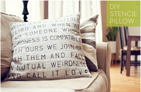 quote pillow 3