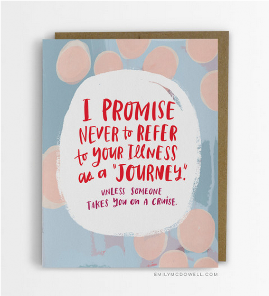 Greeting card for people with cancer cancer card 4 kristyandbryce Image collections