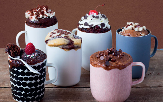 Trisha Yearwood Recipes Cake In A Mug