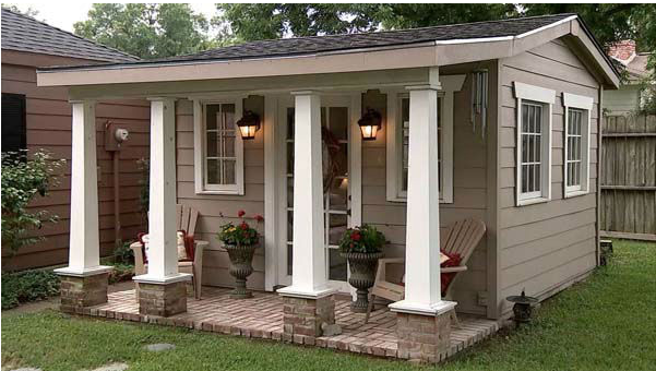 Man Cave Woman Shed : She sheds they re a thing lux concord chicago for women