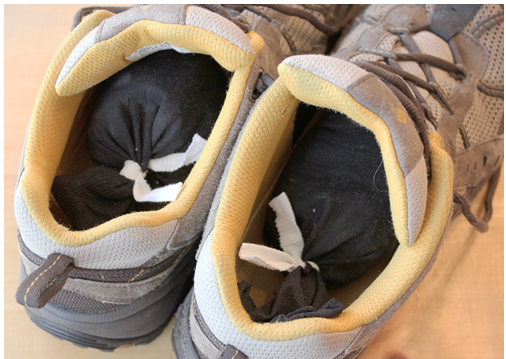Stinky Shoes Homemade Diy Remedy Baking Soda Easy