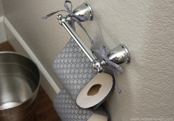 Innovative Diy Toilet Paper Holder Decoration