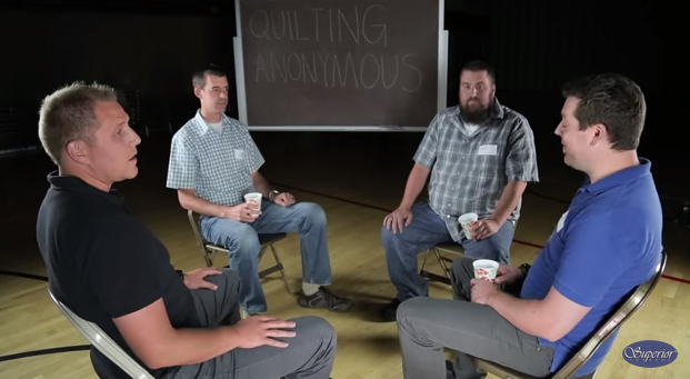 jm-allcreated-quilters-anonymous-men-video
