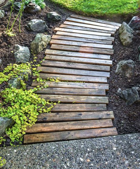 Jm Allcreated Backyard Garden DIY Projects 12