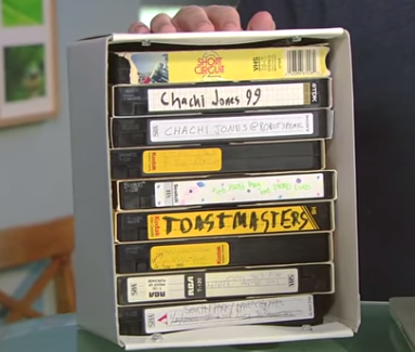 Jm All Created Vhs Tapes Archieve Computer 1