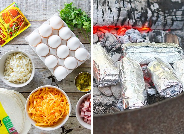 Jm Allcreated Campfire Meals With Aluminum Foil 2
