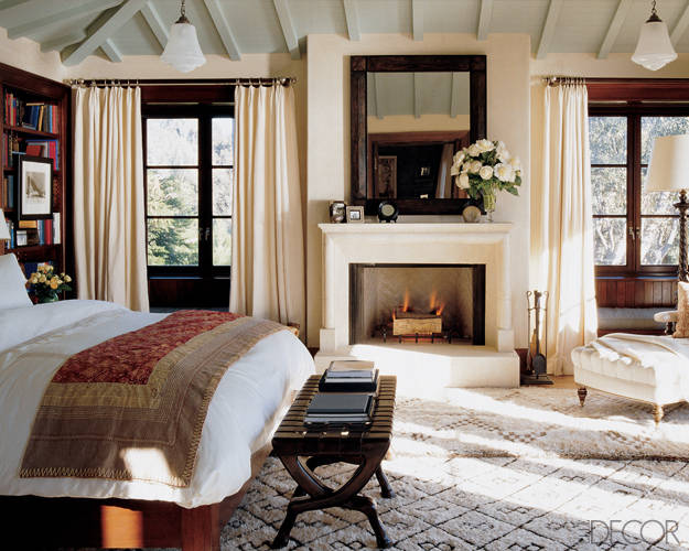 Home Decor Ideas Bedroom: Celebrity Bedrooms Home Decor Ideas