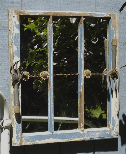 Antique Window Craft Projects