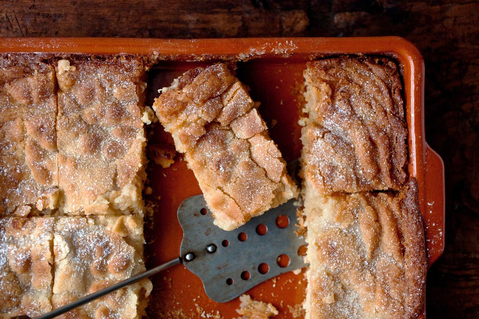 Gooey Butter Cake Nytimes