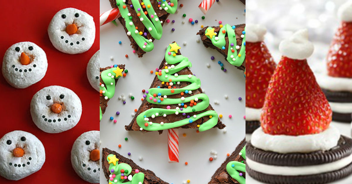 Christmas Tree Desserts 9 No Bake Christmas De...