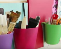 DIY Craft Room Organization - AllCreated