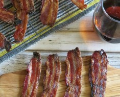 candied bacon - AllCreated