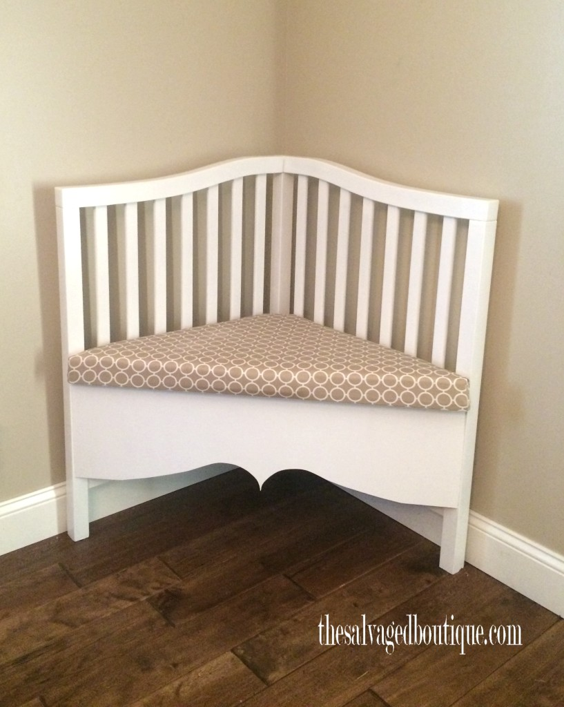 7 Ways To Upcycle Baby Cribs - All Created