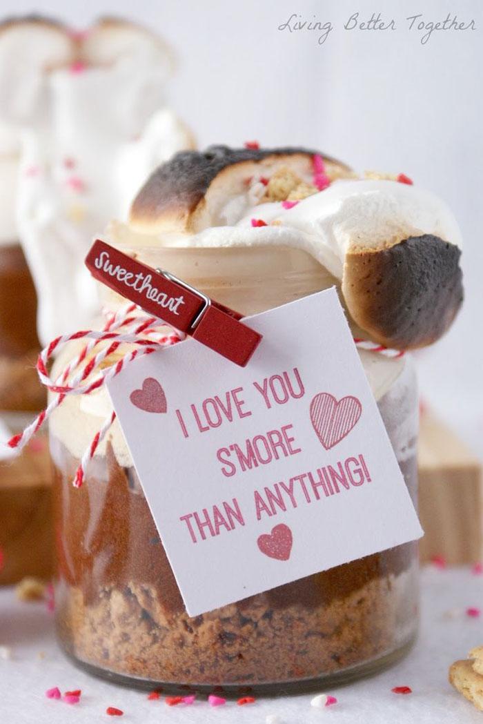 Mason Jar Valentines - AllCreated