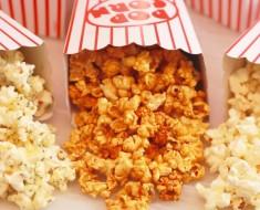 Movie Popcorn - AllCreated