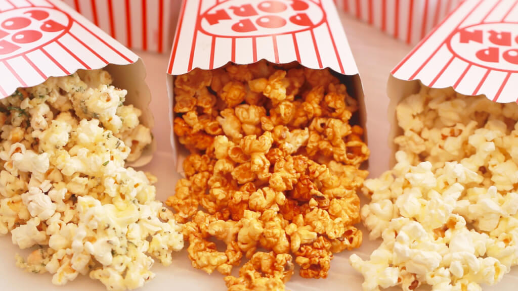 Movie Popcorn - AllCreated