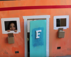 Cardboard box crafts - AllCreated