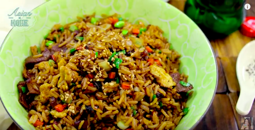 fried rice - AllCreated