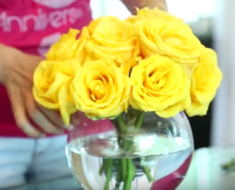 Store Bought Flowers - arrangments - AllCreated