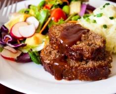 honey-bbq-meatloaf - AllCreated