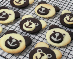 teddy-bear-cookies - AllCreated