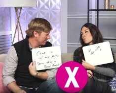 AllCreated - Fixer Upper Couple Chip Joanna Gaines - Newlywed Game
