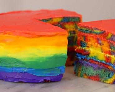 AllCreated - Rainbow Cake