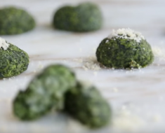AllCreated- Spinach dumplings