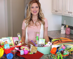 AllCreated - easter basket ideas