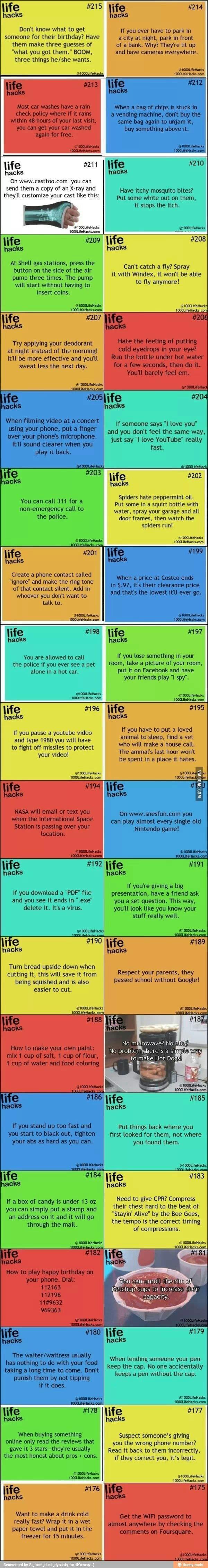AllCreated - life hacks