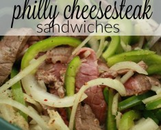 AllCreated - philly-cheese steak- crock pot recipe