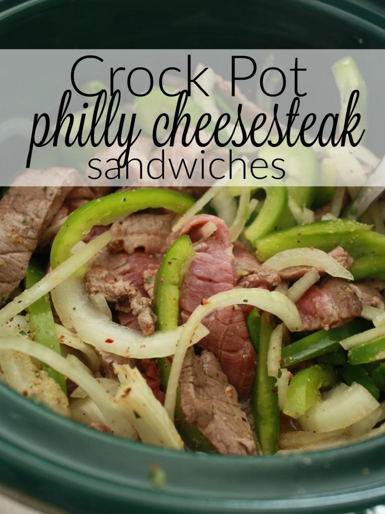 AllCreated - crock pot philly cheese steak recipe