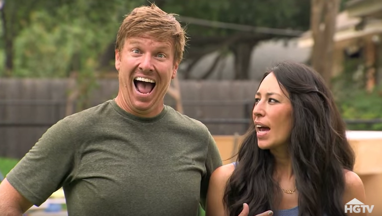 Fixer upper outtakes - AllCreated