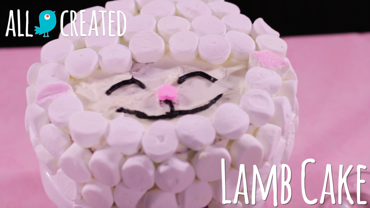 How To Make A Lamb Of God Cake