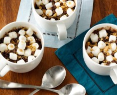AllCreated - S'mores Mug Brownie