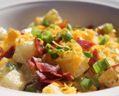 bacon ranch potato salad recipe - AllCreated