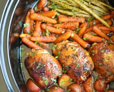 chicken crockpot recipe - Allcreated