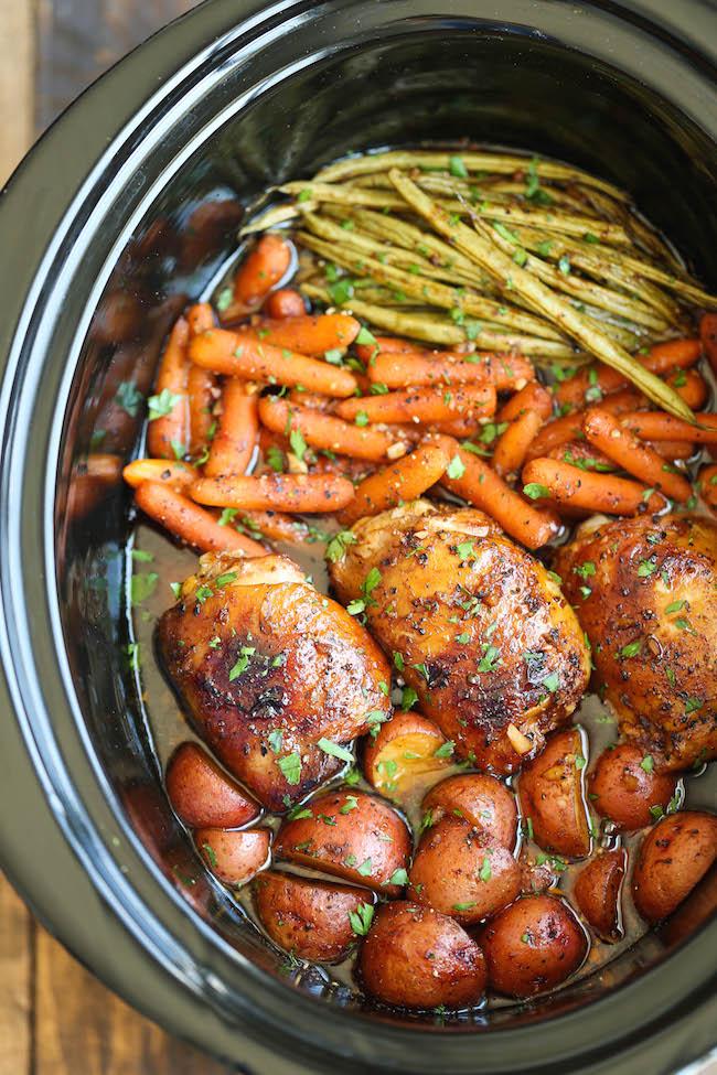 Crock Pot Baby Food Chicken