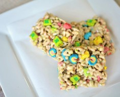 lucky charms treats - AllCreated