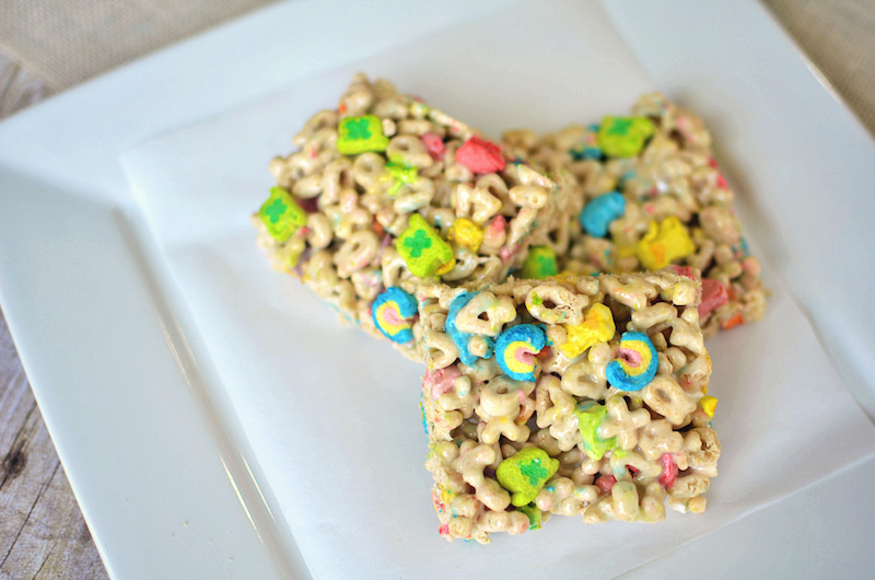 st s day lucky charms treats magically delicious