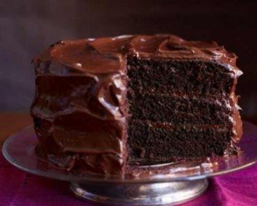 old fashioned chocolate cake recipe - AllCreated