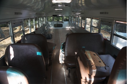 AllCreated- Inside School Bus