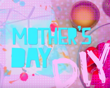 All Created - DIY Mother's Day Gifts -