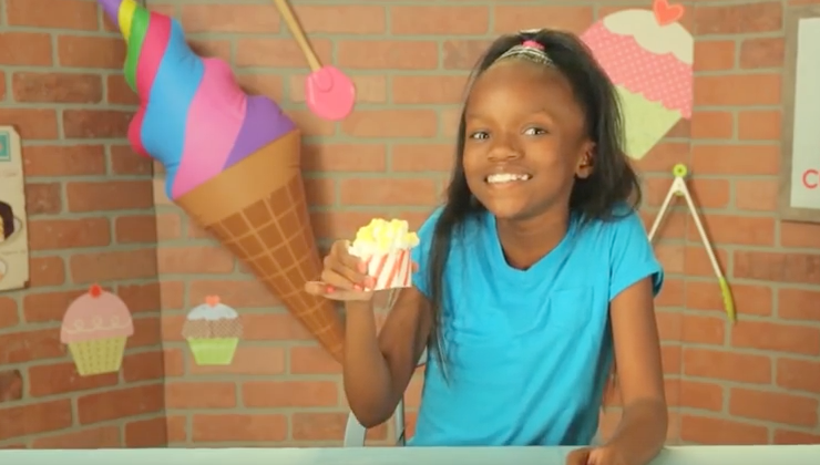 All Created - dessert hacks for kids