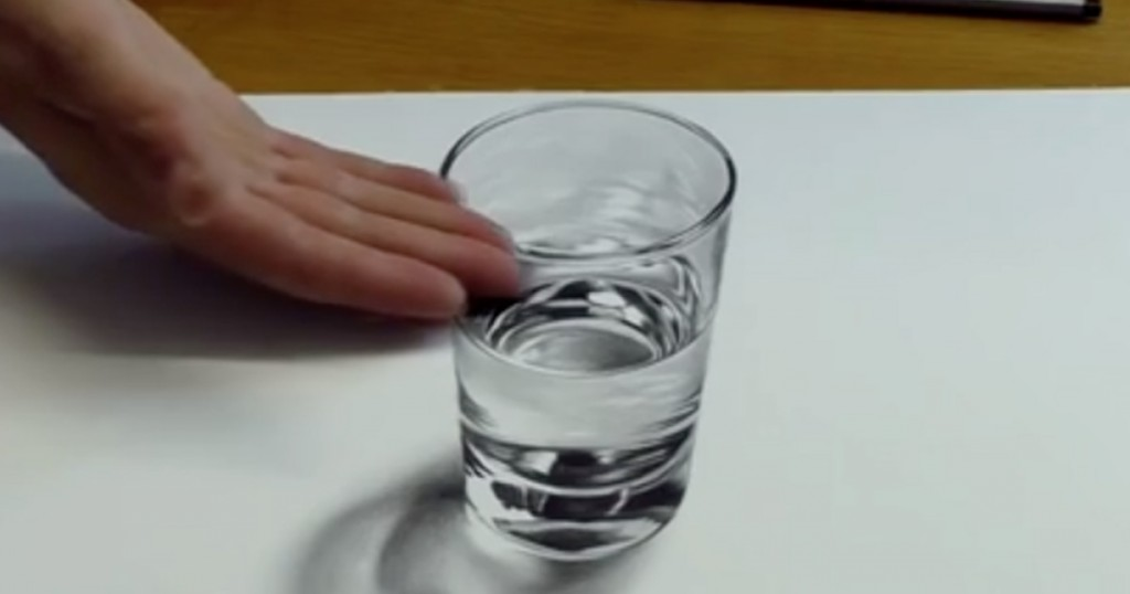 3d drawing -- how to draw anamorphic - allcreated