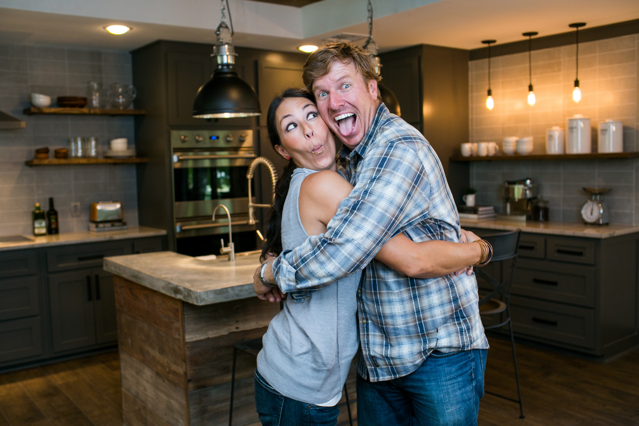 chip and joanna gaines take us behind the scenes all created. Black Bedroom Furniture Sets. Home Design Ideas