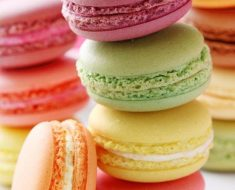 All Created - Easy Macaron Recipe