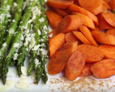All Created - Easy Roasted Veggies