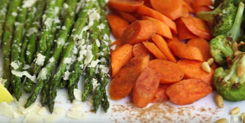 All Created - Easy Roasted Veggies