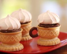 All Created - Edible Tea Cups